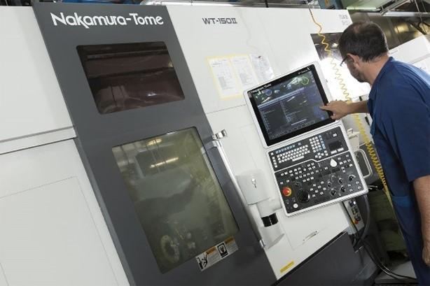 machine-production-fabricant pièce usinage évènementiel